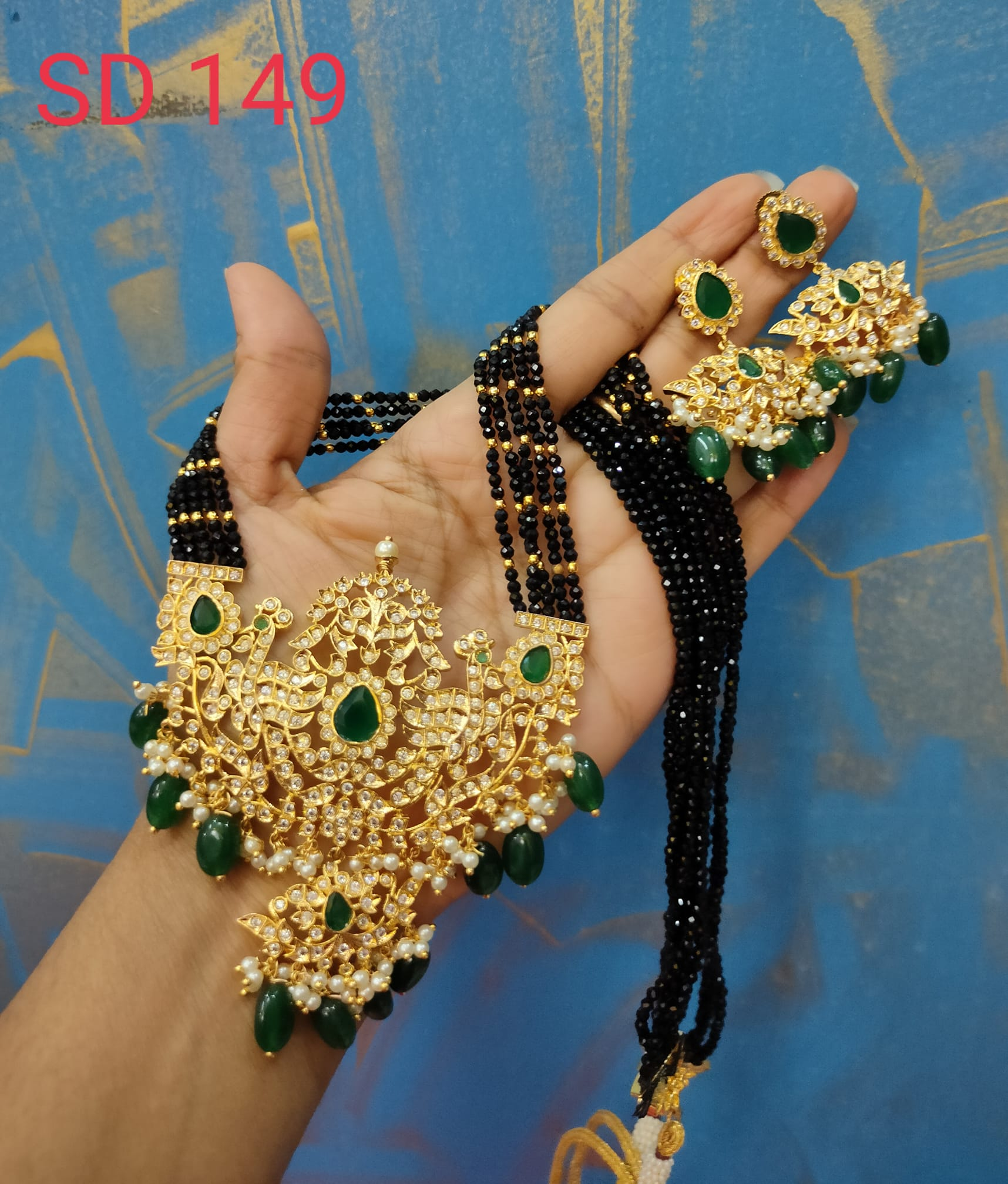 Beautiful Raniharam Price 1690/- free shipping What's app 8897313363 1 gram gold designs one gram gold items 1 gram gold bridal jewellery sets with price