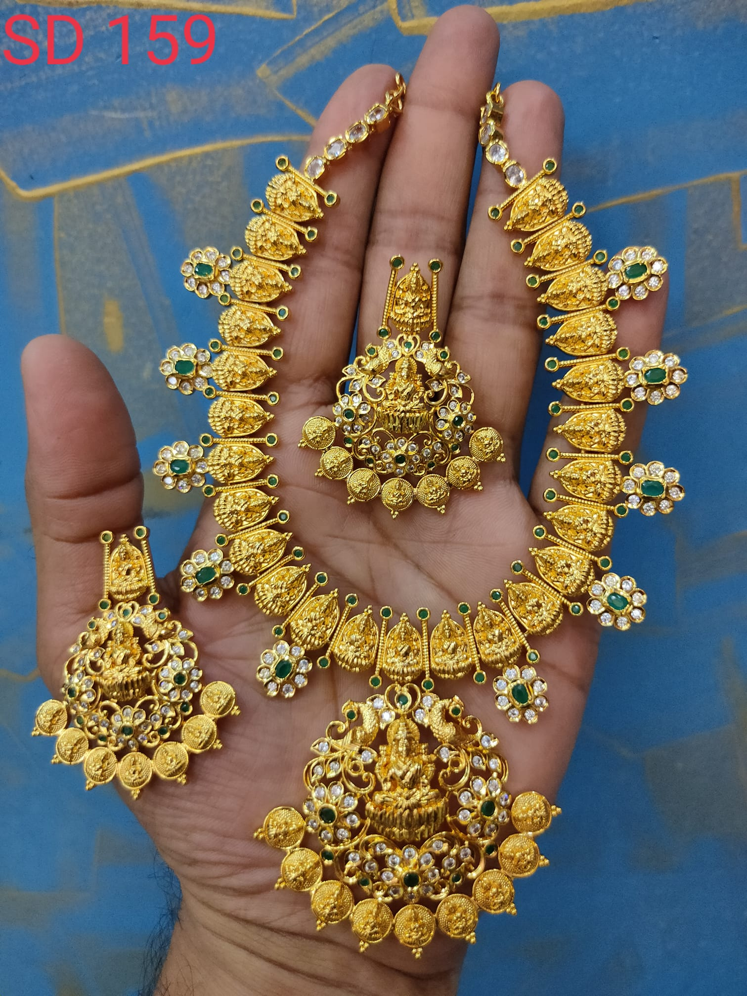 Beautiful Neckset price1790/- free shipping What's app 8897313363 one gram gold jewellery sets 1 gram gold jewellery wholesale online 1 gm gold chain online